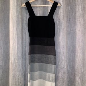 Express ombré dress.